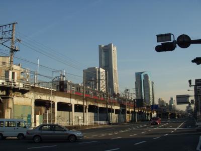 桜木町駅があった頃の東横線