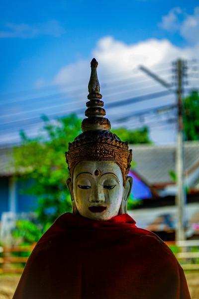タイの遺跡を全部巡るつもりが、コロナの影響で北部だけで終わってしまった旅 その15 チェンマイからシーサッチャナーライ歴史公園へ