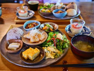 築130年の古民家でいただくヘルシーランチ&今が旬!房総いちごパフェを食べる旅@くるりと君津旅'21