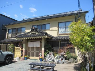 喜多方⑤ 朝ラー有名店にも至近「喜多方の宿 あづま旅館」に片泊りして日中線の枝垂れ桜を見る