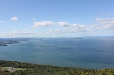 新潟から4度目の新日本海フェリー利用の北海道旅行 10日間  その5 網走・サロマ湖編