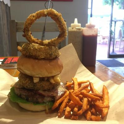 ハンバーガーの旅 (と渋谷辺りの件)