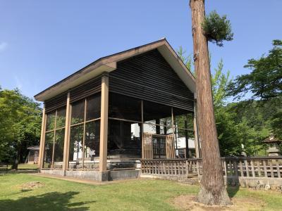 石川雲蝶の作品を探して長岡市栃尾を行く