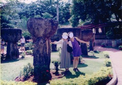 1999グアム!主婦4人のモニター旅行