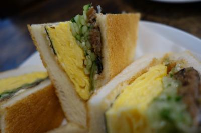20210423-1 京都 cafe Amazonの和風トースト