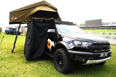 2021年の海外旅行も絶望的、新たな豪州旅行のスタイルを探しにキャンピングカーショーへ (NSW Caravan Camping show)