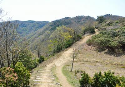 養老山(859m)