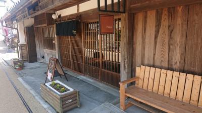 芝桜とパワースポット西照神社