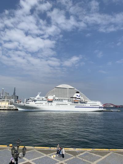 海を見に高速神戸を歩いたよ