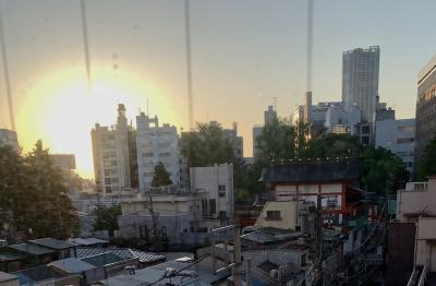 ホームレスになり、新宿で