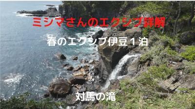 02.春のエクシブ伊豆1泊 対馬の滝
