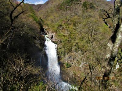 みちのくひとり旅 2. 仙台 秋保温泉と秋保大滝