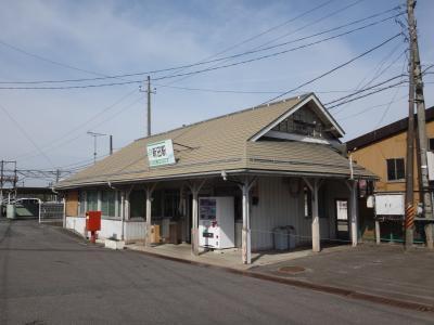 宮城県内に残る数少ない「木造駅舎」を愛でる旅。【前編 改築が決まった築127年の新田駅へ】
