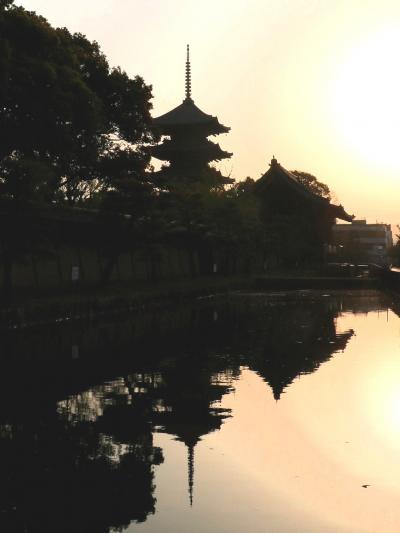 咲き誇る花々、そして温かい友人達に迎えられた京都・奈良旅(2)2日目は、はんなり桜色の街歩き