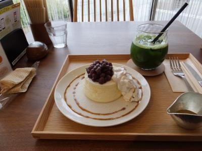 石川県金沢市◆和カフェ『cafe甘stand』『菓ふぇMURAKAMI』『和味』『森八茶寮』2021/04/25・29・01・02・03