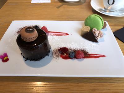 表参道発の洋菓子店「ブボ バルセロナ」~世界一のチョコレートケーキが食べられるスぺインのバルセロナ発の高級パティスリーの日本1号店~