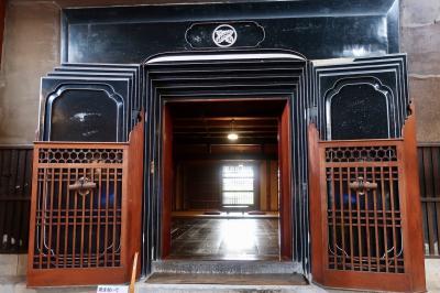 おとなになったらしたいこと。家の中に蔵がある豪商のお宅訪問~東北鉄旅①