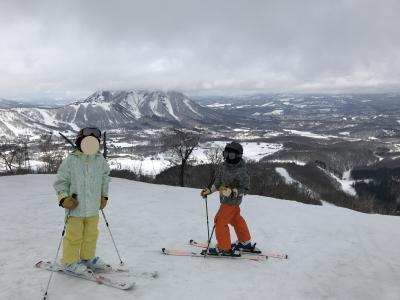JALダイナミックツアーで春スキー 融雪加速のシャバ祭り ①ルスツ、ニセコ(グラン・ヒラフ)