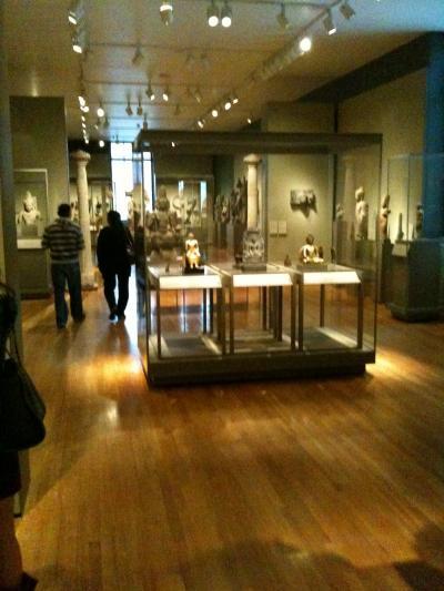 マサチューセッツ州 ボストン - ボストン美術館(3)  古代美術