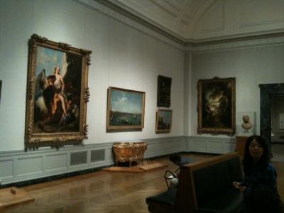 マサチューセッツ州 ボストン - ボストン美術館(4)-ヨーロッパ美術