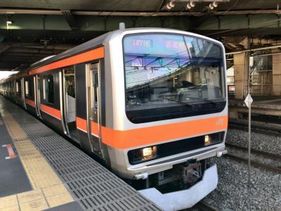 2021年4月首都圏プチ鉄道旅行2(蒲田駅から時計回りで大回り乗車)