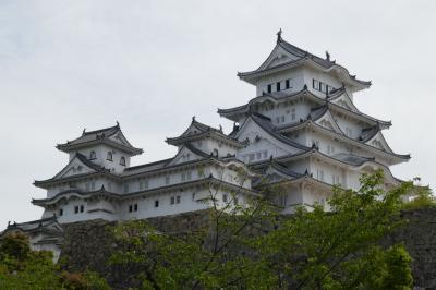 CRESSONで行く~姫路城