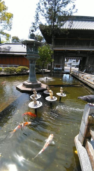 アオアオ鳴門リゾートと大塚美術館。鳴門市の四国霊場一番さんから三番まで巡礼してきました。