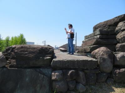 心の安らぎ旅行 (2021年4月 行田市 Part5 さきたま古墳群を見たくて 八幡山公園♪)