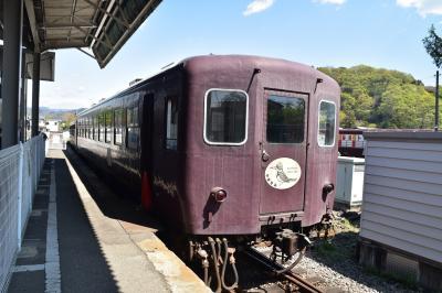 折り返しじゃない! わたらせ渓谷鉄道トロッコ列車盲腸線ワープの旅(前編)