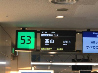 2021年4月首都圏プチ鉄道旅行3(ANA319便で帰途)