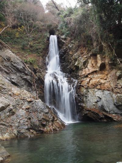 滝メグラーが行く177 岩粉(いわこ)の滝と近鉄大阪線の遺構 三重県津市(旧白山町)