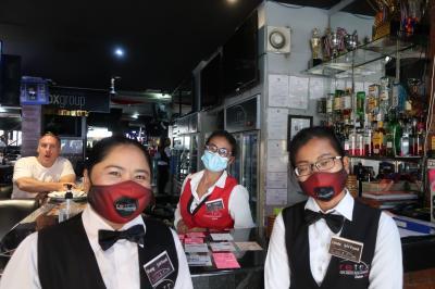 Pattaya現状 どうにか営業 3月下旬~4月上旬/2021
