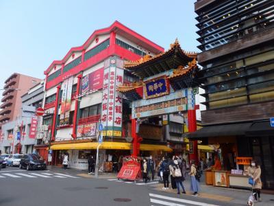 2021年3月 逗子と横浜中華街(その1)