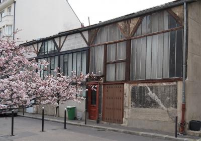 モンパルナス界隈 (1)美術家の営巣地 シテ・ファルギエール
