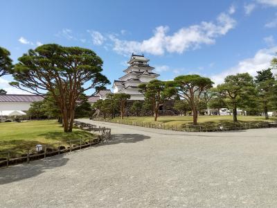 小野川温泉と鶴ヶ城