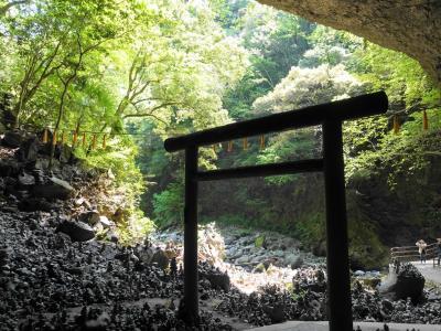 2021年初夏の高千穂 その1~天岩戸神社と八大龍王水神