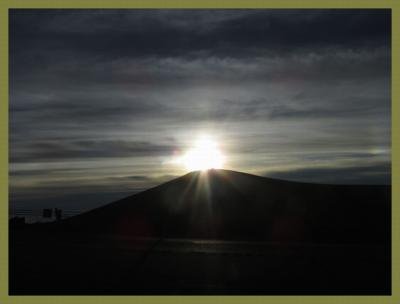 ハワイ満喫2013(16)マウナケア山頂サンライズと星空観賞