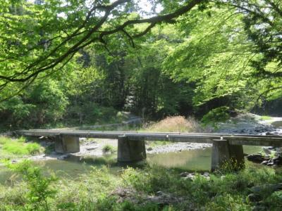 埼玉・嵐山町の大平山と嵐山渓谷を歩きました