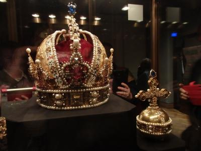 2018年オーストリア&スロヴァキアのX'sマーケット【43】シシィ博物館とスペイン乗馬学校と王室礼拝堂&宝物館