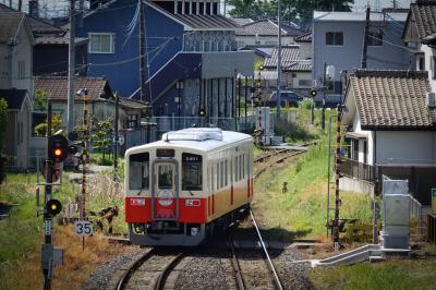 茨城 関鉄常総線・真岡鐡道の旅