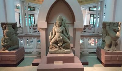 年末年始ベトナム北中部紀行(10) 南北に長い国の歴史 ハノイの国立歴史博物館