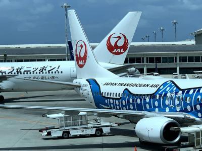 『初めての沖縄』空港でオロオロしたくないという友人のリクエストで到着と出発の流れを紹介
