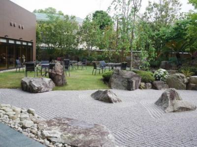 興味津々二つの宿 その2 「ザ・シロヤマテラス津山別邸」