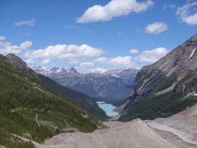 2011 世界一周 ~ ②カナダ5泊6日 ~ ロッキー山脈 山歩き ~ ケンモア、ジャスパー、カナナスキス