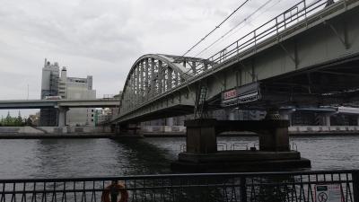 隅田川の散策
