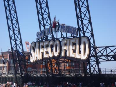 2011 世界一周 ~ ③シアトル3泊4日 ~ マリナーズ対レイズ2試合観戦、シアトルシーフェアー見物など