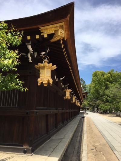 GW前の京都