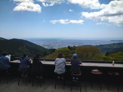 【神奈川】 大山阿夫利神社と新緑の季節 【伊勢原・大山】