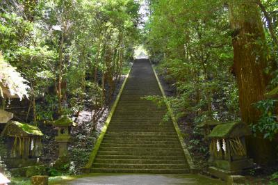 2021年初夏の高千穂 その5~何かに呼ばれて二上神社へ