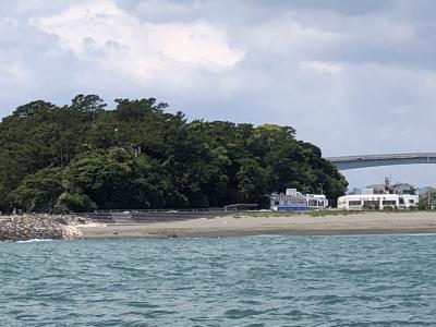 高知再訪(8)浦戸湾のんびりクルーズ